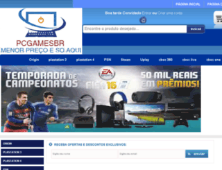 virtualfenix.com.br screenshot