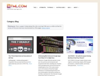 virtualhosting.com screenshot