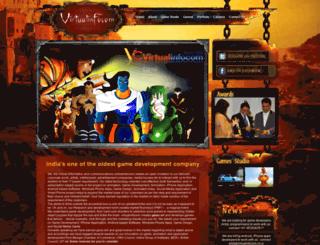 virtualinfocom.net screenshot
