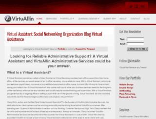 virtuallin.com screenshot