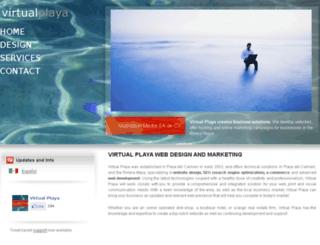 virtualplaya.com screenshot