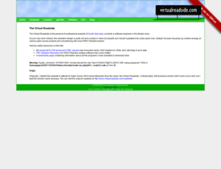 virtualroadside.com screenshot