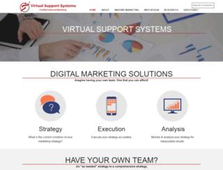 virtualsupportsystems.com screenshot