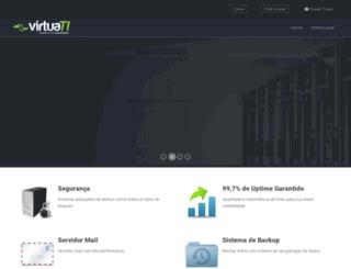 virtuati.com.br screenshot