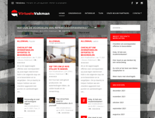 virtuelevakman.nl screenshot