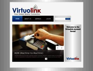 virtuolink.com screenshot