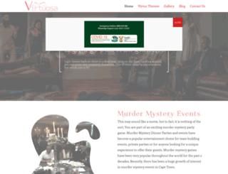 virtuosa.co.za screenshot