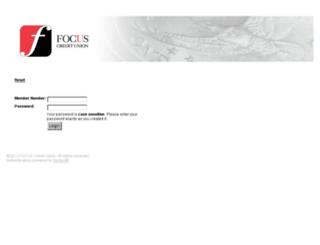 virtuoso.focuscu.org screenshot