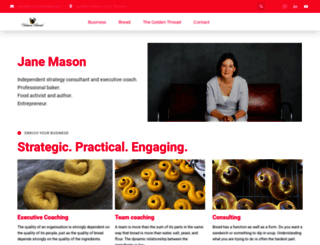 virtuousbread.com screenshot