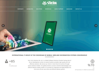 virtutechsolutions.com screenshot