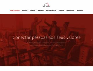virtutis.com.br screenshot