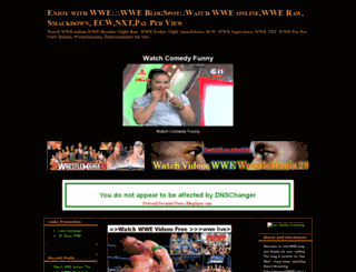 visa-wwe.blogspot.com screenshot