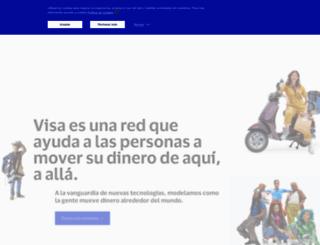 visa.co.ve screenshot