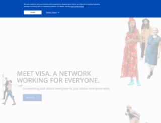 visa.com.pk screenshot