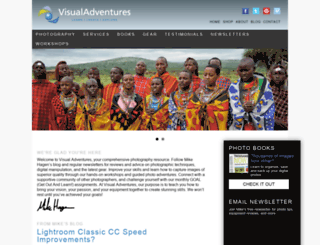 visadventures.com screenshot