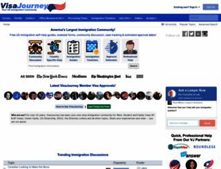 visajourney.com screenshot