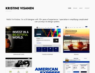 visanen.com screenshot