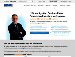visapro.com screenshot