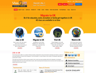 visas2unitedkingdom.com screenshot
