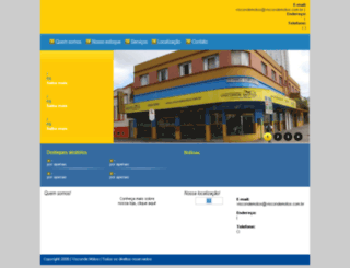 viscondemotos.com.br screenshot