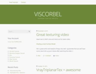 viscorbel.com screenshot