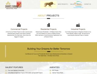 vishaldevelopers.com screenshot