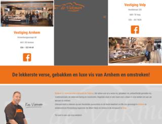 vishandeldevakman.nl screenshot