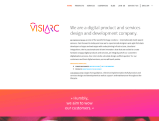 visiarc.com screenshot