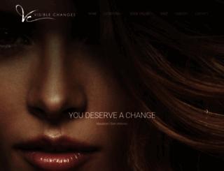 visiblechanges.com screenshot