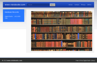 visiobooks.com screenshot