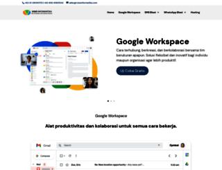 visioinformatika.com screenshot