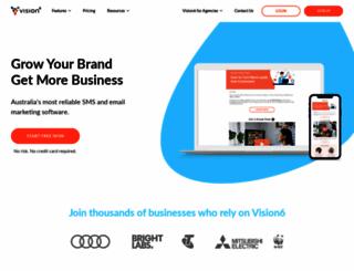 vision6.com.au screenshot