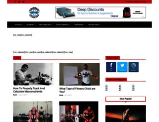 visionaryathletes.com screenshot
