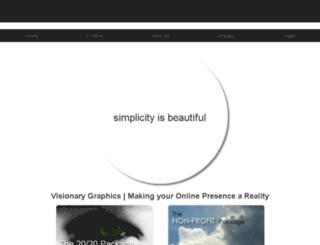 visionaryg.com screenshot