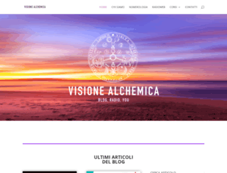 visionealchemica.com screenshot