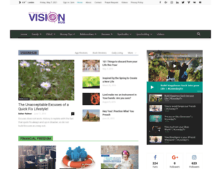 visionhub.org screenshot