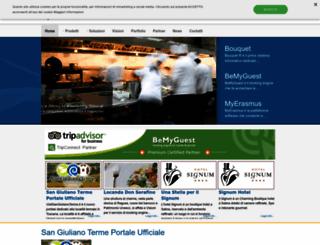 visioni.info screenshot