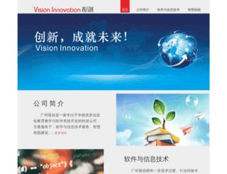visioninnovation.com.cn screenshot