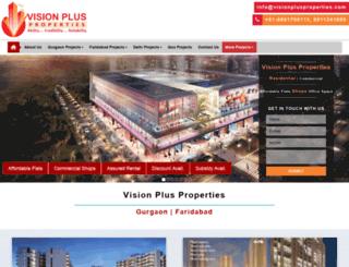 visionplusproperties.com screenshot