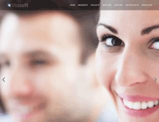 visisoft.de screenshot
