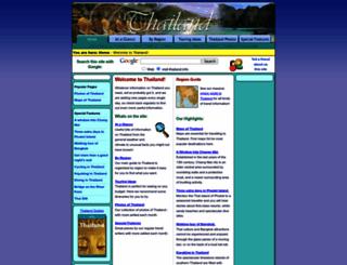 visit-thailand.info screenshot