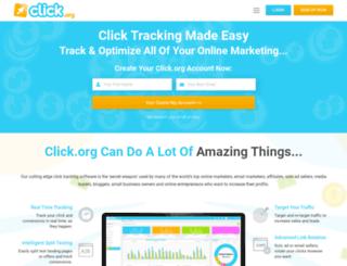 visit.click.org screenshot