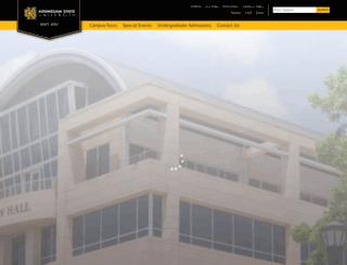 visit.kennesaw.edu screenshot