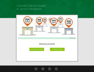 visitas.ceibal.edu.uy screenshot