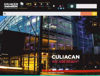 visitculiacan.mx screenshot