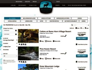 visitestespark.bookdirect.net screenshot