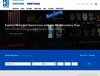 visitkc.com screenshot