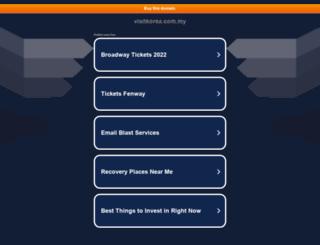 visitkorea.com.my screenshot