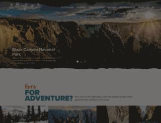 visitmontrose.net screenshot