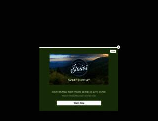 visitmysmokies.com screenshot